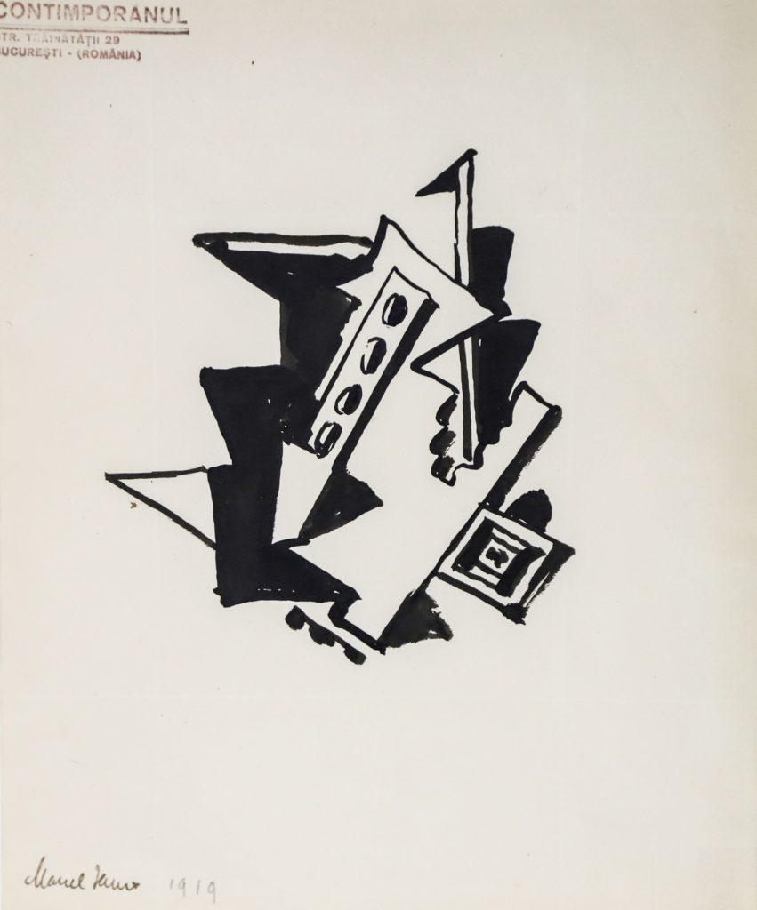 Marcel Iancu, Fără titlu (1919)