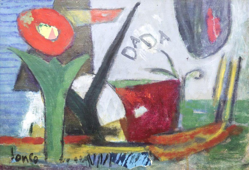 """Marcel Iancu, """"Paysage DADA"""" (1969)"""