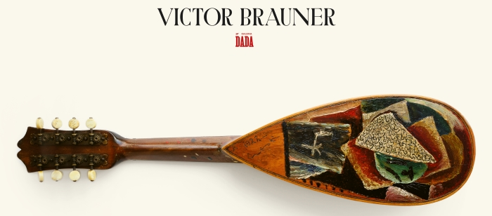 Victor Brauner, Mandolina (Victor-Victorios)